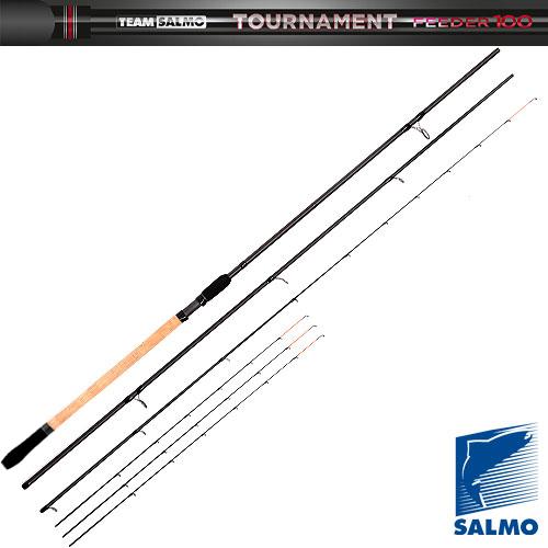 Удилище Фидерное Team Salmo Tournament 100 3.91 TSTO100-390