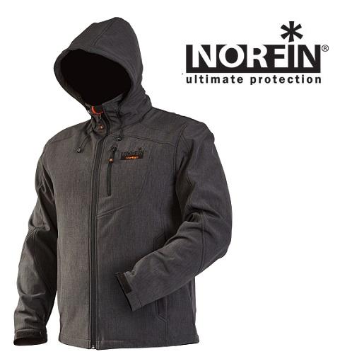 Куртка Флисовая Norfin Vertigo (L, 417003-L)Куртки флисовые<br>Куртка флис. Norfin VERTIGO 02 р.M разм.M/курт./Дыш.спос.мат.5000г <br>на кв.м за24ч/мат.полиэстер100%+PUмембрана <br>Непродуваемая, дышащая куртка из высококачественного, <br>износостойкого материала Soft Shell, сочетающая <br>в себе ветрозащитный ( Norfleece Shell с PU мембраной <br>) и флисовый слойи -внешняя сторона защищает <br>от ветра, а мягкая внутренняя поверхность <br>согревает.Для дополнительной защиты от <br>ветра, куртка оснащена удобным капюшонам <br>с двухуровенной регулировкой объема. Куртка <br>выделяется удобным, динамичным дизайном, <br>легким весом и идеально подходит как для <br>активново отдыха на природе, так же для <br>городских условий. КУРТКА • Высокий воротник <br>• Фиксатор, стягивающий низ куртки • Передняя <br>застежка-молния • Два боковых кармана • <br>Свободный крой Материал:100%ПОЛИЭСТЕР+PUмембрана <br>«Дышащая» способность материала, г. кв. <br>м/24 час: 5000<br><br>Пол: мужской<br>Размер: L<br>Сезон: демисезонный<br>Цвет: серый