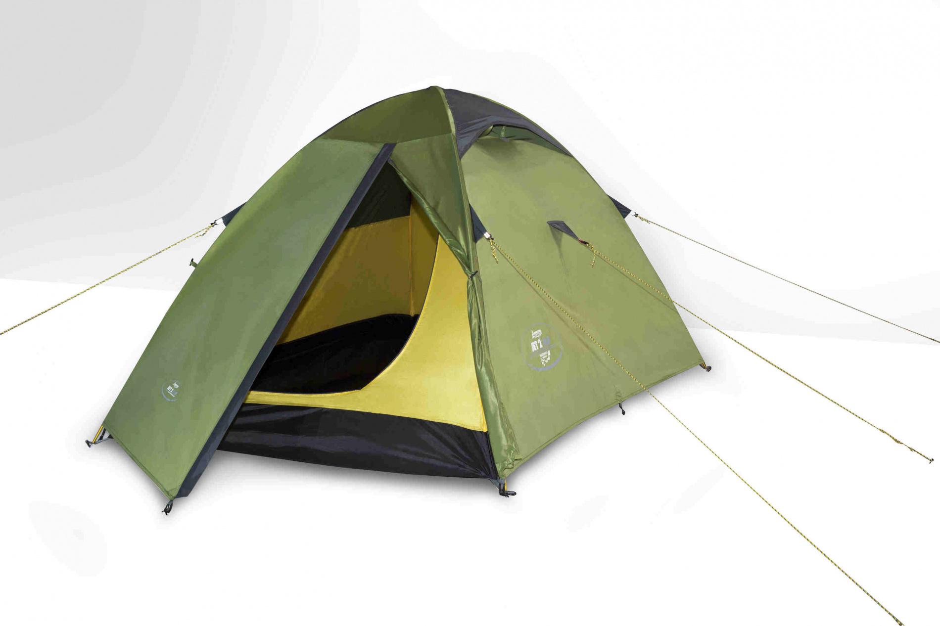 Палатка Canadian Camper JET 3 AL (цвет green) canadian camper cyclone 3 alu green
