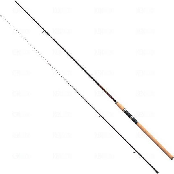 Удилище cпиннинговое Daiwa Vulcan Supreme 902MHСпинниги<br>Предлагает широкий выбор профессиональных <br>спиннингов, которые отвечают любым требованиям <br>рыболова.<br>