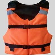 Жилет страховочный Поплавок-2 р.40-42 (оранж.)Спасательные средства<br>Жилет страховочный «Поплавок-2» Описание <br>модели: Предназначен для использования <br>при проведении работ на плавсредствах, <br>для водных видов спорта, рыбалки, охоты. <br>Жилет является индивидуальным страховочным <br>средством, регулируется по фигуре человека <br>при помощи системы строп. Одевается через <br>голову. Паховые страховочные ремни. Ткань <br>верха: Oxford Внутренняя ткань: Taffeta Наполнитель: <br>плавучий НПЭ. Рекомендуемый вес не более: <br>размер 40-42 — 40 кг. Цвет: оранжевый Застежка: <br>фастекс / пластик Паховые страховочные <br>ремни<br>