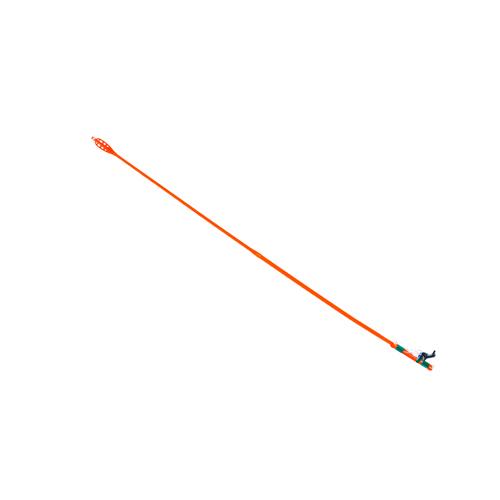 Сторожок Whisker Click Combi А 2,0/35См Тест 0,3-5,0ГСторожки<br>Сторожок WHISKER Click combi А 2,0/35см тест 0,3-5,0г Посадочный <br>диаметр коннектора 2,0мм/длина 40см/тест 0,3-5,0г <br>Регулируемый кивок, предназначенный для <br>ловли с глухой оснасткой на мормышку весом <br>0,3-1,3 гр., на стоячей воде с глубиной 0,5-4 метра. <br>Регулировка рабочей длины кивка производится <br>в районе коннектора, увеличивая грузоподъемность <br>кивка до 2 гр. В коннекторе и бланке кивка <br>имеются специальные отверстия и колечки <br>для пропуска лески. Коннектор содержит <br>эксцентричный зажимной механизм с защёлкой, <br>позволяющий надежно зафиксировать кивок <br>на хлысте удилища без риска его поломки. <br>Яркая окраска и ветроустойчивое перо на <br>конце кивка делают кивок замечательно заметным <br>на любом фоне. Рекомендуется применять <br>с самозажимным мотовилом «Whisker». Посадочный <br>диаметр коннектора 2 мм.<br><br>Сезон: лето
