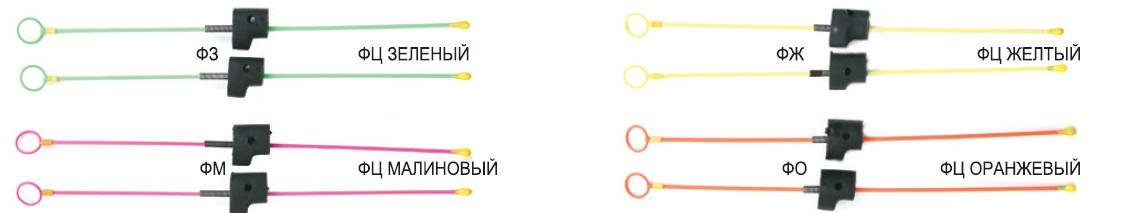 Сторожок универсальный №1(ФЦ малин) (25шт.) Сторожки<br>Сторожки изготовлены из часовой пружинки <br>более высокого качества с полимерным напылением <br>флуоресцентных тонов. Универсальное морозоустойчивое <br>крепление позволяет установить сторожок <br>под углом 90 градусов к шестику. Популярность <br>самой массовой серии часовая пружинка <br>обусловлена целым рядом достоинств: - отсутствие <br>обратной деформации - нержавеющая часовая <br>пружина высокого качества - через увеличенное <br>металлическое колечко свободно проходят <br>мелкие и средние мормышки - Морозоустойчивое <br>крепление с пружинным амортизатором - Восемь <br>размеров различной жесткости - Удобная <br>регулировка грузоподъемности во время <br>рыбной ловли длина (мм) 105 грузподъемность <br>(г) 0,25-0,75<br>