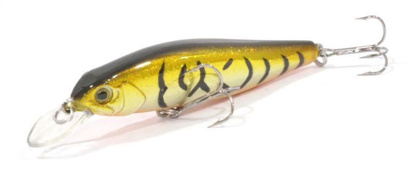 Воблер Trout Pro Lucky Minnow 80SP цвет 087Воблеры<br>Классический минноу воблер для ловли щуки <br>на мелководье. Обладает прекрасной игрой <br>как при равномерной проводке, так и при <br>рывковой твичинговой.<br>