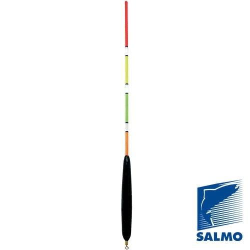 Поплавок Бальзовый Salmo 83 04.0Поплавки<br>Поплавок бальз. Salmo 83 04.0 груз. 4г Большой <br>ассортимент поплавков Salmo удовлетворит <br>запросы любого рыболова-любителя. Все эти <br>поплавки изготовлены из бальзы – легкой <br>и стойкой к влаге древесины. Качественная <br>внешняя отделка обеспечит поплавкам продолжительный <br>срок службы. Различная грузоподъемность, <br>расцветка, форма и способ крепления к леске <br>– все тщательно разрабатывалось производителем <br>для повышения чувствительности оснастки <br>и лучшей видимости поплавка рыболовом. <br>Специальные серии поплавков предназначены <br>для ловли с дальним забросом, для ночной <br>ловли со светлячком и для ловли на живца. <br>Поплавки поставляются в упаковках по 10 <br>штук.<br><br>Сезон: лето