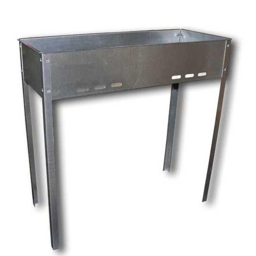Tehnolit Мангал стальной 70х30х70 3-02-0040