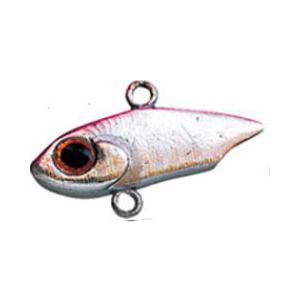 Блесна Jackson Jaco ViB, цвет SPKБлесны колеблющиеся<br>Миниатюрный раттлин, который с успехом <br>ловит хищную и условно хищную рыбу, находящуюся <br>в средний и нижних слоях воды<br>