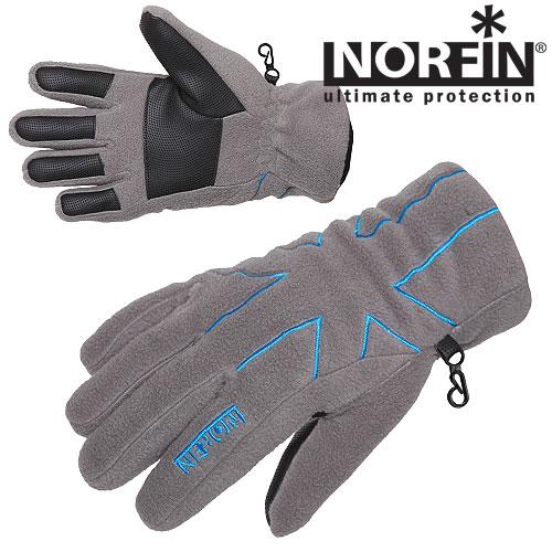 Перчатки Norfin Women GrayПерчатки<br>Перчатки Norfin Women GRAY р.L разм.L/мат.полиэстер/цв.сер,син. <br>перчатки флисовые с утеплителем Thinsulate<br><br>Пол: женский<br>Размер: L<br>Сезон: зима<br>Цвет: серый