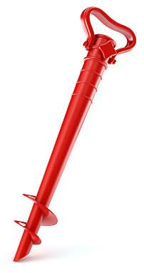 Подставка под зонт Woodland, 44 см (АБС-пластик)Зонты<br>МОДЕЛЬ: UMBRELLA FORK МАТЕРИАЛЫ: Пластик РАЗМЕР: <br>44 см - Специальная подставка позволит надежно <br>закрепить зонт.<br>