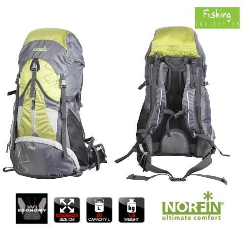 Рюкзак Norfin Alpika 50 Nf NF-40204