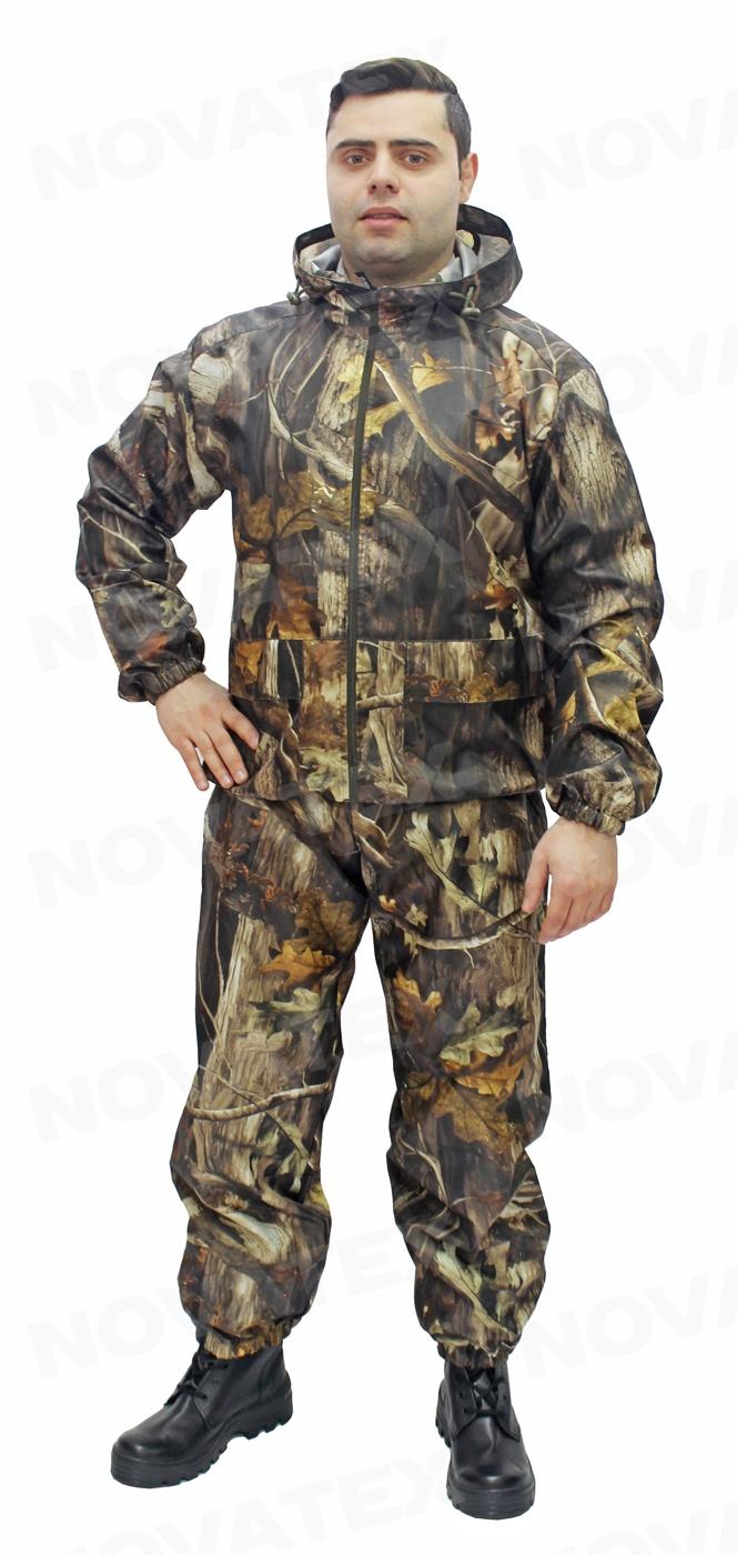 Костюм «Грибник» (оксфорд, лес) КВЕСТ (52-54 Костюмы неутепленные<br>Летний костюм «Грибник»(ТМ «Квест») от <br>компании Novatex.Этот костюм является ярким <br>представителем ветро-влагозащитных костюмов. <br>Костюм изготовлен из ткани «Оксфорд», которая <br>не промокает и обладает грязезащитными <br>свойствами. Любое загрязнение очень просто <br>и быстро удаляется с такой ткани. Если вы <br>собрались в лес за грибами, а синоптики <br>пугают возможными дождями — не переживайте! <br>Вам достаточно надеть костюм «Грибник» <br>и не бояться мокрой погоды!<br><br>Пол: мужской<br>Размер: 52-54<br>Рост: 182-188<br>Сезон: лето<br>Цвет: коричневый