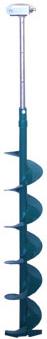 Шнек к ЛР-130Т (130мм)Ледобуры ручные<br>Шнек ледобура ЛР-130Т Шнек телескопический <br>для ледобура диаметром 130 мм. Подходит к <br>любому ледобуру производства ЗАО ТОНАР <br>плюс. В комплект поставки шнека входит <br>комплект ножей, защитный футляр для ножей, <br>тканевый чехол и ключ-отвертка.<br>