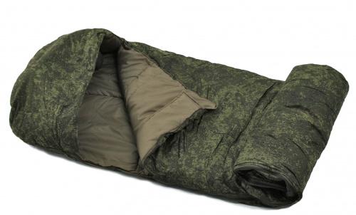 Мешок спальный ТуристСпальники<br>Классический спальный мешок типа Одеяло <br>с подголовником. Двухязычковая молния <br>позволяет полностью раскрыть мешок. Рекомендован <br>для использования в летнее и межсезонное <br>время года. Подголовник (упрощенный вариант <br>капюшона) позволяет укрыть голову от внешних <br>воздействий окружающей среды. Ширина/высота: <br>74/205 см. Ткань верха/подклада: таффета/бязь. <br>Утеплитель: синтетический Bio-tex 300 гр/м2 Высококачественный <br>утеплитель bio-tex из полого сильно извитого <br>силиконизированного волокна, 100% полиэстр. <br>Спиральная форма волокна и силикон позволяет <br>сохранять свою форму и легко восстанавливать <br>ее после сжатия и стирки. Уникальная структура <br>термофиксированного нетканного утеплителя <br>bio-tex обеспечивают высокие потребительские <br>качества. Надежно сохраняет тепло, не впитывает <br>влагу. Прекрасно поддерживает микроклимат <br>человека, пропускает воздух. Не вызывает <br>аллергии, не впитывает запахи, идеален для <br>людей, страдающих бронхиальной астмой. <br>Изделия с утеплителем bio-tex легко стираются <br>в теплой в<br><br>Сезон: лето