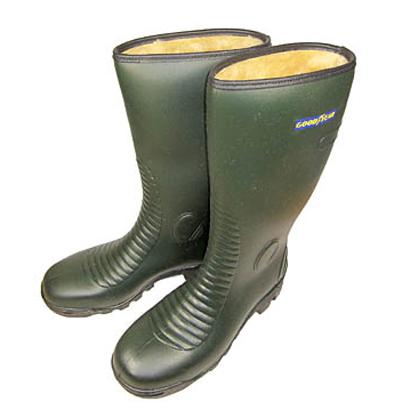 Сапоги Goodyear Fishfur Fishing Boot (искусственный Сапоги для активного отдыха<br>Отличные сапоги для рыбалки на озерах, <br>реках, а также горной рыбалки<br>