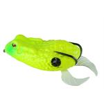 Воблер Trout Pro Popper Frog 70 цвет BF02Воблеры<br>Приманка, имитирующая лягушку. В конструкции <br>имеется двойной крючок, благодаря чему <br>приманка может легко преодолевать заросли <br>и торчащие из воды кустарники. Воблер имеет <br>два силиконовых хвостика, которые имитируют <br>настоящие лапки. Именно благодаря им созд...<br>