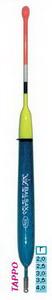 Поплавок BALSAX Tappo 2,5гр (5шт) (бальза)Поплавки<br>TAPPO - бальзовый поплавок с одной точкой <br>крепления предназначен для использования <br>в скользящих оснастках.<br>