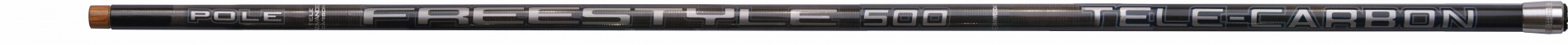 Удилище тел. SWD Freestyle 5м б/к карбон IM8 (мет Удилища поплавочные<br>Бюджетное телескопическое маховое удилище <br>со средне-быстрым строем, изготовленное <br>из карбона IM8. Основные характеристики удилища: <br>длина 5,0м (в сложенном состоянии 115см), количество <br>секций - 5, вес - 205г, максимальный вес оснастки <br>- до 25г. Удилище оснащено металлической <br>пробкой на комле. Рекомендуется для ловли <br>в проводку и для ловли в стоячей воде.<br>