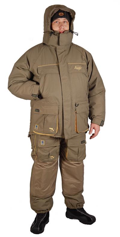 Комплект рыболовный зимний SNOW LAKE (куртка+брюки) Костюмы утепленные<br>Комплект рыболовный зимний SNOW LAKE (куртка+брюки)<br><br>Пол: мужской<br>Размер: L<br>Сезон: зима<br>Цвет: оливковый