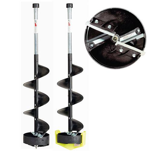 Шнек Для Мотоледобура Mora Ice Ultralite Power Drill Шнеки к мотоледурубам<br>Шнек для мотолед. Mora Ice ULTRALITE Power Drill 200мм <br>200мм, шнек пластик., 2 ножа режущ + 1 нож направл. <br>облегченный шнек для мотобура (пластик). <br>2 режущих ножа и 1 направляющий нож<br><br>Сезон: Зимний