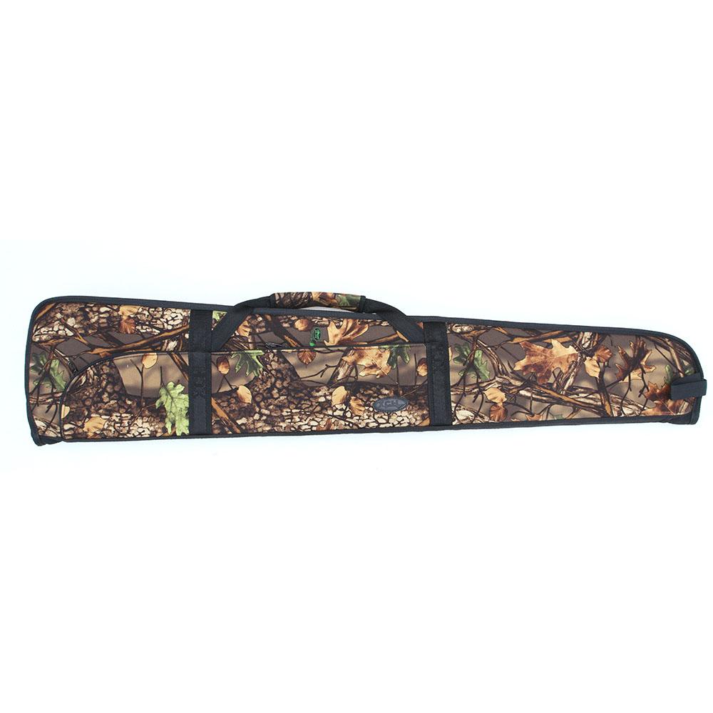 Чехол ружейный ХСН папка «Лес» 110 смЧехлы для оружия<br>Предназначен для защиты оружия от механических <br>повреждений, грязи и влаги. Особенности: <br>- 2 кармана на лицевой части чехла; - дополнительная <br>вставка под затвор, чтобы не повредить подклад <br>чехла; - сетчатый карман внутри чехла, для <br>дополнительной фиксации ружья.<br><br>Пол: мужской<br>Сезон: все сезоны<br>Цвет: хаки<br>Материал: Ткань Алова