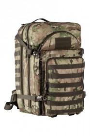 Рюкзак тактический Армада 4 45 литров тк.Оксфорд Рюкзаки<br>Тактический компактный вместительный <br>рюкзак со съёмным поясным ремнём. Данная <br>модель тактического рюкзака рассчитана <br>как на использование в полевых условиях, <br>так и для города. Тыльная сторона рюкзака <br>обшита сетчатой тканью с воздуховодом, <br>что поможет спине дышать как в жаркую погоду, <br>так и при высоких физических нагрузках. <br>Большое количество отделений и карманов <br>отличает эту модель от предыдущих в своей <br>линейке Технические характеристики •Широкие <br>комфортабельные регулируемые лямки анатомической <br>формы •Ручка для переноски •Два больших <br>отделения для снаряжения на молнии •Грудная <br>стяжка •Боковые компрессионные стяжки <br>•Съёмная поясная стропа, оптимально распределяющая <br>нагрузку в тазобедренной части •Стропы <br>для внешней подвески на боковой части •Карман-книжка <br>с сеткой на фастексах •Объёмный фронтальный <br>карман на молнии со стропами для внешней <br>подвески •Верхний фронтальный карман на <br>молнии •Полужёсткие вставки на спине, обеспечивающие <br>комфорт при движении •Система внутренних <br>карманов<br>
