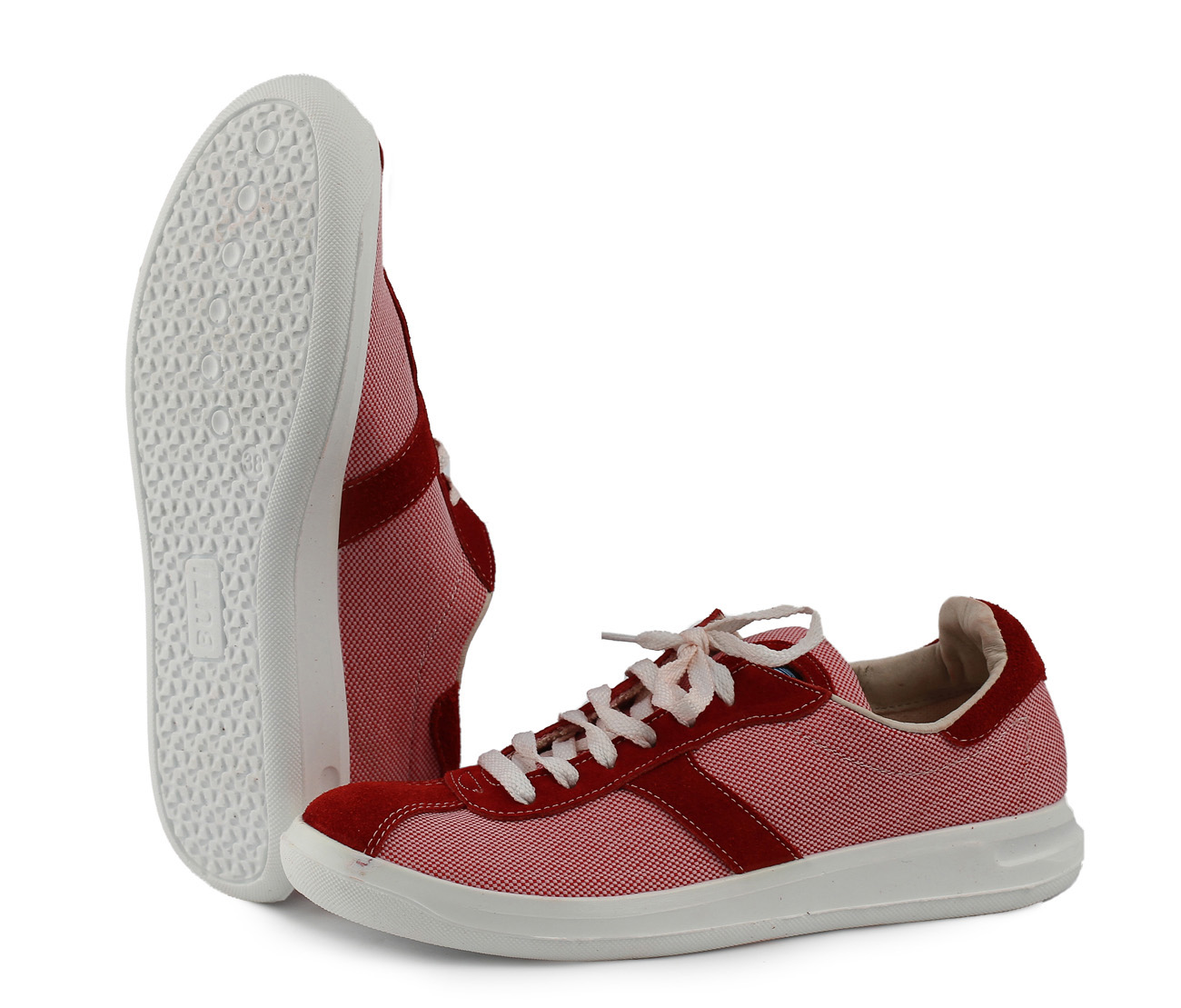 Кроссовки ACTIVE-07 ( женские)Кроссовки<br>Разработки для спортивной обуви удачно <br>воплотились в кроссовках для повседневной <br>носки. Благодаря удобной колодке ноги не <br>устают в течение дня. Полиуретановая подошва <br>отличается надежностью и долговечностью. <br>Каждая пара в индивидуальной упаковке.<br><br>Пол: женский<br>Сезон: лето