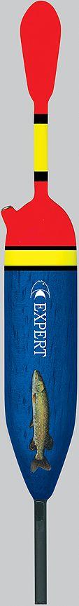 Поплавок EXPERT 204-37 (7,0gr) (5шт)Поплавки<br>поплавки для ловли с крупной наживкой или <br>живцом. Скользящие и с одной точкой крепления<br>