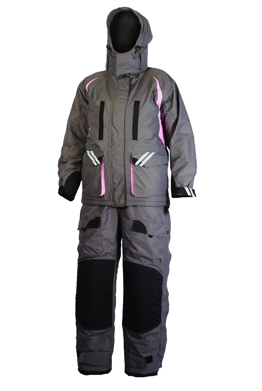 Комплект универсальный зимний жен. PIKE (куртка+брюки) Костюмы утепленные<br>Комплект универсальный зимний жен. PIKE (куртка+брюки)<br><br>Пол: женский<br>Размер: XXL<br>Сезон: зима<br>Цвет: серый