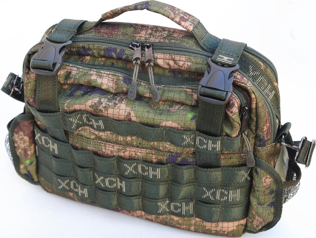Сумка ХСН тактическая №3Сумки<br>Является элементом экипировки выживания, <br>есть возможность для скрытого ношения короткоствольного <br>оружия. Также станет полезной для охотников, <br>рыболовов, путешественников, так как может <br>крепиться на снаряжение различных съемных <br>подсумков и чехлов для разнообразных инструментов <br>(фонари, мультитулы, ножи, запасные магазины, <br>телефоны, радиостанции и т. п. ) Особенности: <br>- явялется инструментом выживания - или <br>все свое ношу с собой; - имеет вставку дополнительного <br>объема; - пошита двойной строчкой; - габаритные <br>размеры: 32 х 11 х 26 см.<br><br>Сезон: демисезонный<br>Цвет: зеленый<br>Материал: Oxford 600 D PU рип-стоп