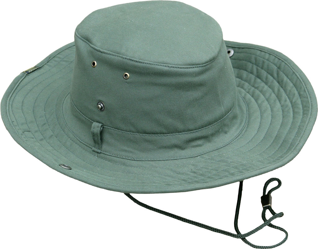 Шляпа ХСН «Шериф» (943-6) (Хаки, 60, 943-6)Шляпы<br>Идеальный вариант для загородных поездок, <br>на природу, в путешествие, на рыбалку - охоту. <br>Защитит от солнца - насекомых. Комфортная <br>температура эксплуатации: от +15°С до +25°С. <br>Особенности: - поля пристёгиваются к тулье <br>на кнопки; - вентиляционные отверстия; - <br>для удобного ношения снабжена шнуром.<br><br>Пол: унисекс<br>Размер: 60<br>Сезон: лето<br>Цвет: оливковый<br>Материал: Твил (сетка)