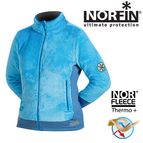 Куртка Флисовая Norfin Women Moonrise 54100