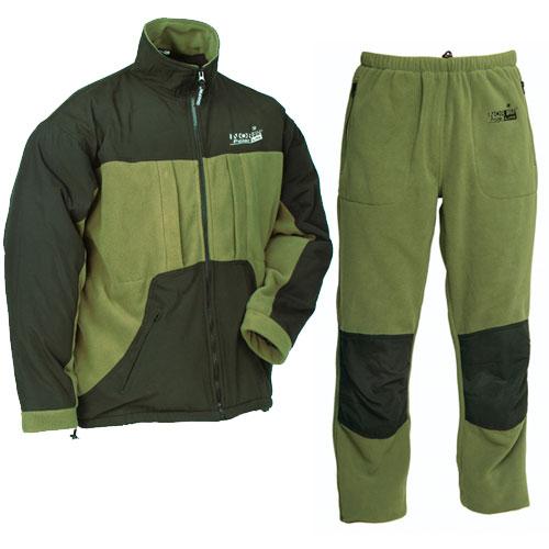Костюм Флисовый Norfin Polar LineКостюмы флисовые<br>Костюм флисовый Norfin POLAR LINE куртка, брюки/мат.полиэстер/цв.зелён. <br>Мягкий, прочный флисовый костюм. Куртка <br>с высоким воротником и молнией, имеет два <br>теплых боковых кармана для согрева рук, <br>в нижней части куртки имеется регулировка-стяжка <br>с фиксаторами для дополнительной защиты <br>от ветра и холода. Брюки имеют эластичный <br>пояс и два кармана на молнии. Идеально подходит <br>для отдыха на природе. Куртка Усиление материалом <br>на плечах, локтях и карманах Внутренняя <br>сетчатая вентиляционная подкладка Четыре <br>внешних кармана с молниями Передняя застежка-молния <br>Фиксатор, стягивающий низ куртки Штаны <br>Фиксатор, стягивающий талию Эластичный <br>пояс Боковые карманы на молнии Колени – <br>объемный крой Усиление материалом в области <br>колен Фиксатор, стягивающий низ брючины <br>Материал: Полиэстер Колени – объемный крой <br>Усиление материалом в области колен Фиксатор, <br>стягивающий низ брючины Материал: Полиэстер<br><br>Пол: мужской<br>Размер: M<br>Сезон: все сезоны