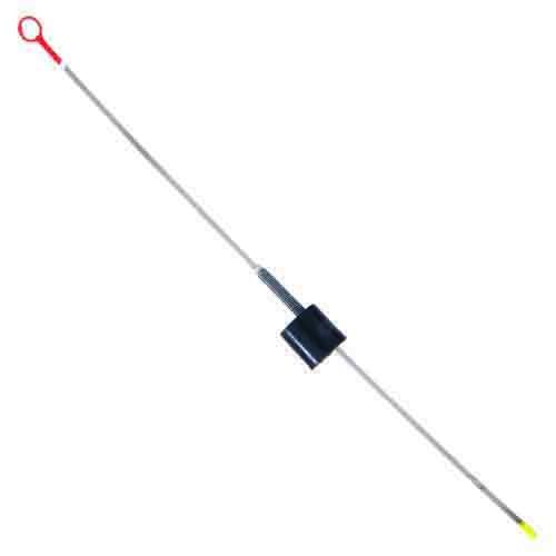 Сторожок Металлический Salmo Steelnod 15См/тест Сторожки<br>Сторожок металл. Salmo STEELNOD 15см/тест 0.50-1.00 <br>дл.15см/тест 0,5-1,0г/пруж.часов.,прямой/кол.в <br>уп.25 Классические модели сторожков из нержавеющей <br>часовой пружины. В зависимости от теста <br>легко подобрать модель для ловли на мормышку, <br>чертика или небольшой балансир или блесну.<br><br>Сезон: зима