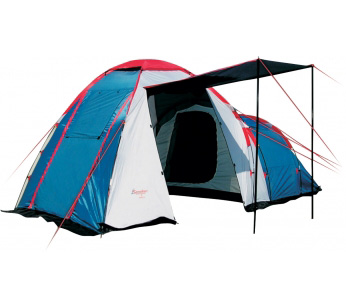 Палатка Canadian Camper HYPPO 3 (цвет royal)Палатки<br>Палатка HYPPO 3 (цвет royal)<br><br>Цвет: синий