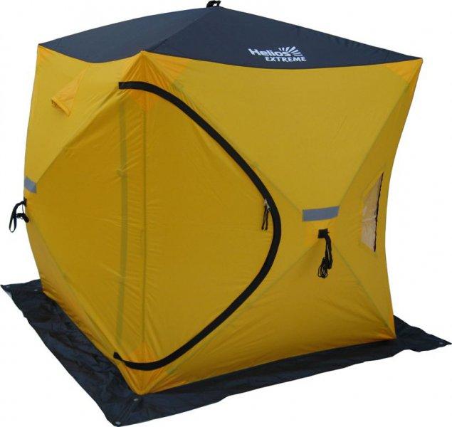 Палатка зимняя Куб EXTREME Helios 1,5х1,5 (пр-во ТОНАР)