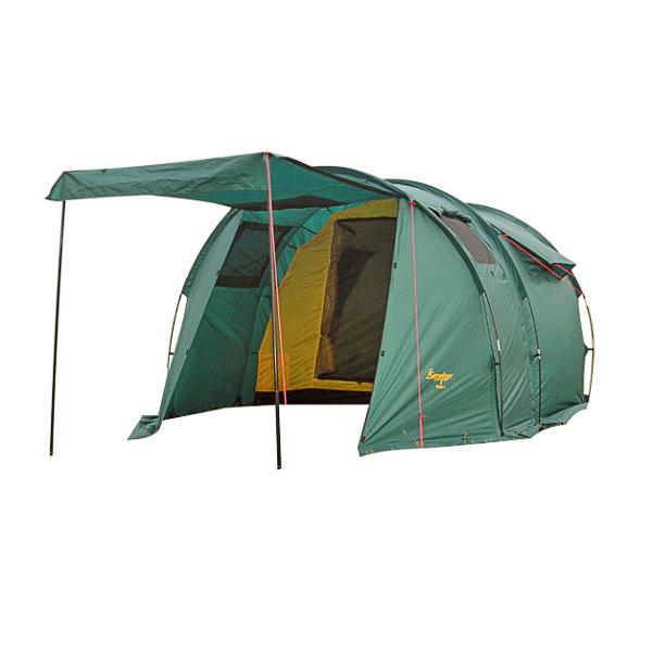 Палатка Canadian Camper TANGA 3 (цвет woodland дуги 9,5 Палатки<br>Палатка Canadian Camper Tanga 3 – комфортная и вместительная <br>модель для кемпинга, рассчитанная на троих. <br>Стала хитом среди современных путешественников <br>благодаря ряду преимуществ: довольно небольшой <br>вес, легкость в транспортировке и установке, <br>очень вместительный тамбур и просторное <br>спальное отделение. Можете создать дверью <br>тамбура дополнительный козырек. <br>Особенности&amp;nbsp;<br>Классическая форма «полубочка»;&amp;nbsp;<br>Палатка устанавливается на трех прочных <br>дугах из стекловолокна;&amp;nbsp;<br>Просторный тамбур позволяет сложить внутри <br>все нужные вещи, рюкзаки, продукты и другое, <br>внутри можно находиться практически в полный <br>рост;&amp;nbsp;<br>Тамбур и внутренняя палатка оснащены вентиляционными <br>окнами, благодаря которым внутри всегда <br>будет свежо и не душно;&amp;nbsp;<br>Москитные сетки на дверях тамбура и на <br>входе во внутреннюю палатку спасут от насекомых, <br>внутренняя палатка также закрывается плотной <br>тканью;&amp;nbsp;<br>Внутри палатки есть кармашки для вещей, <br>которые необходимо держать под рукой;&amp;nbsp;<br>В палатке есть два входа, их можно использовать <br>непосредственно как входы и выходы, а можно <br>создать сквозную вентиляцию в особенно <br>жаркий день;&amp;nbsp;<br>Спальное отделение можно устанавливать <br>или снимать по желанию, это увеличит внутреннюю <br>площадь;&amp;nbsp;<br>Вес кемпинговой палатки составляет 7,2 кг, <br>поэтому она больше подходит для тех, кто <br>путешествует на машине.&amp;nbsp;<br>Установить палатку способен практически <br>каждый, для этого не требуются особые умения <br>и знания. <br>Количество мест 3<br>Масса, кг 7.2<br>Материал дуг стекловолокно<br>Водонепроницаемость дна, мм. водяного столба <br>5000<br>Водонепроницаемость тента, мм. водяного <br>столба 3000<br>Материал дна Polyester 75D, 180T<br>Материал тента Polyester 75D, 180T<br>Материал каркаса, стоек сталь<br>Материал внутрен