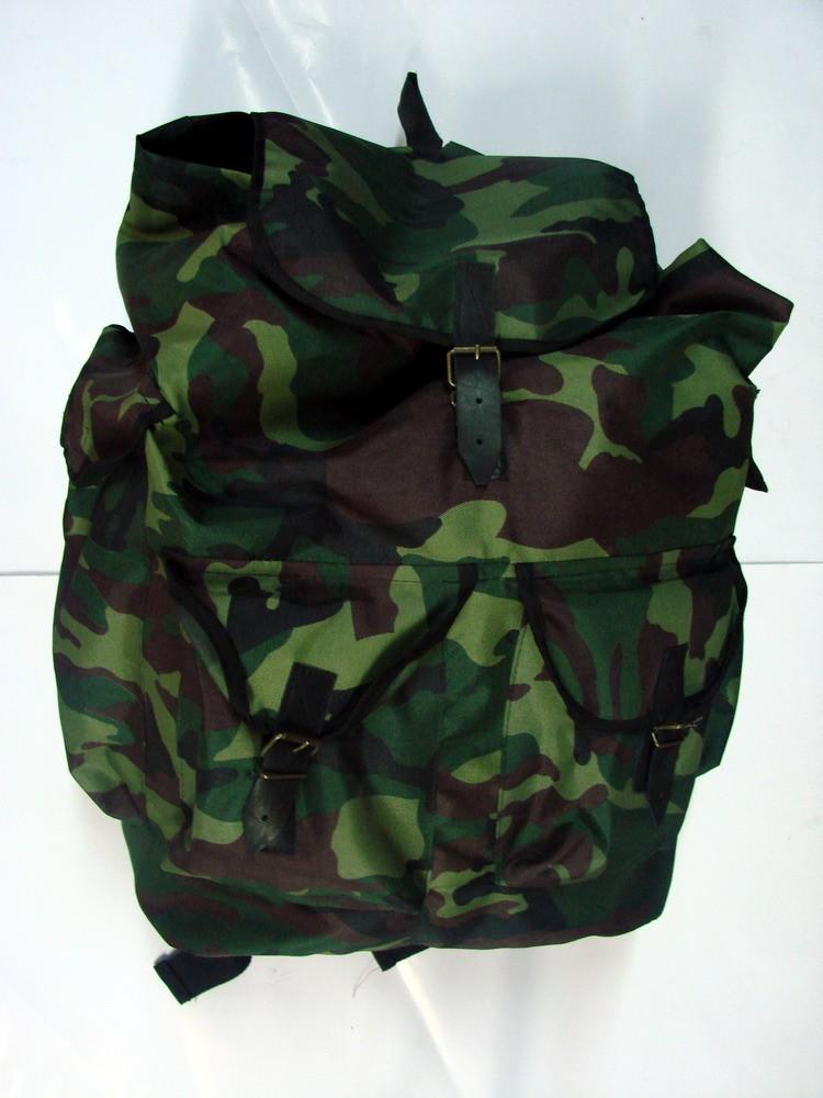 Рюкзак Шанс 30л.(кам.,оксфорд 600D, прорезин.) Рюкзаки<br>Классический рюкзак с двумя карманами <br>объемом 30 литров. Материал: Oxford 600D PVC (100% <br>полиэстер с ПВХ покрытием; 450 гр/м2) Фурнитура: <br>металл, нат. кожа. Цвет в ассортименте<br><br>Пол: унисекс<br>Цвет: зеленый