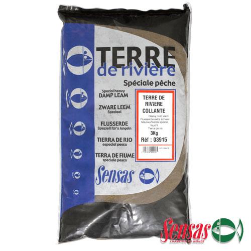Грунт Sensas Sticky Terre De Riviere 3КгГрунты, глины и ингредиенты<br>Грунт Sensas STICKY TERRE DE RIVIERE 3кг Речной/Добавлять <br>10-30% от объёма смеси/уп.3кг STICKY TERRE DE RIVIERE - <br>этот новый грунт отличается от популярного <br>TERRE DE RIVIERE повышенной вязкостью и позволит <br>доставить ещё больше живого корма в точку <br>ловли.<br><br>Сезон: лето