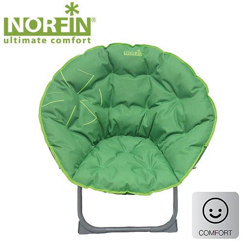 Кресло Складное Norfin Svelvik NfСтулья, кресла<br>Складное кресло - прекрасный выбор для <br>ценящих комфорт рыбаков. Мягкое сиденье, <br>круглая форма, надежная конструкция, угловые <br>фиксаторы на ножках делают эту модель очень <br>устойчивой. Особенности: - габариты 85x38x74 <br>см; - размер в сложенном виде 76x76x8 см; - максимальная <br>нагрузка 120 кг; - каркас: сталь 25 мм.<br><br>Сезон: лето<br>Цвет: зеленый<br>Материал: 600D polyester