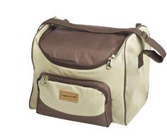 Сумка-холодильник FORESTER унверс. 33лИзотермические сумки и термобоксы<br>Удобная сумка для переноски продуктов <br>и напитков и сохранения их температуры <br>на долгое время. Изготовлена из полиэстеровой <br>ткани с термоизоляционным слоем. Съемный <br>внутренний чехол легко моется. Внешний <br>карман увеличивает вместительность, его <br>удобно использовать для переноски мелких <br>предметов. Сумка выполнена в стильном дизайне: <br>не только практичный, но и красивый атрибут <br>любого путешествия.<br>