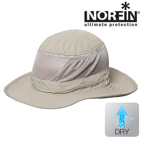 Шляпа Norfin Vent (XL, 7470-XL)Панамы<br>Шляпа отлично защитит летом от солнца, <br>прекрасно отведет влагу.<br><br>Пол: унисекс<br>Размер: XL<br>Сезон: лето<br>Цвет: бежевый<br>Материал: текстиль