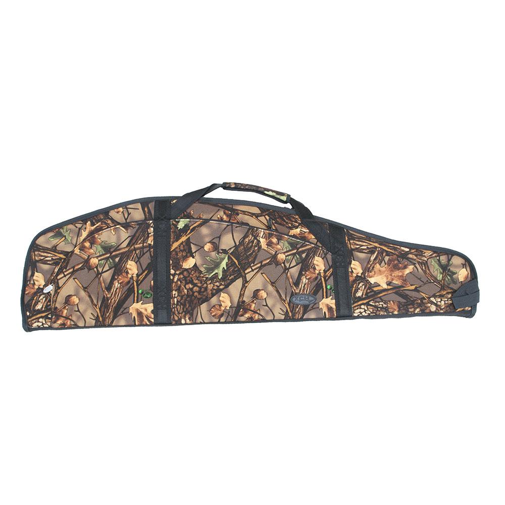 Чехол ружейный ХСН папка «Лес» с оптикой Чехлы для оружия<br>Предназначен для защиты оружия от механических <br>повреждений, от пыли и влаги. Особенности: <br>- рассчитан на оружие с оптическим прицелом; <br>- 2 кармана на лицевой части; - дополнительная <br>вставка для затвора; - карман внутри чехла; <br>- петля для вертикального подвешивания <br>чехла.<br><br>Пол: мужской<br>Сезон: все сезоны<br>Цвет: хаки<br>Материал: Ткань Алова
