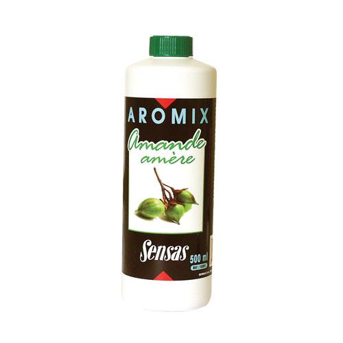 Ароматизатор Sensas Aromix Almond 0.5ЛАроматизаторы<br>Ароматизатор Sensas AROMIX Almond 0.5л жидк.аттракт./миндаль/10-25% <br>от объема воды/уп.0,5л Жидкий ароматизатор <br>с запахом миндаля, очень популярный среди <br>специалистов по ловле крупной плотвы.<br><br>Сезон: лето