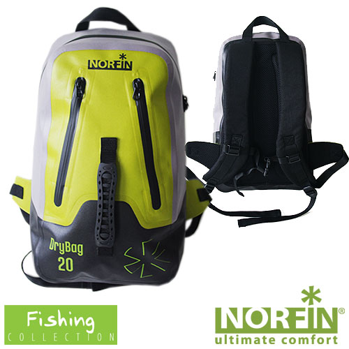 Герморюкзак Norfin Dry Bag 20 Nf NF-40301