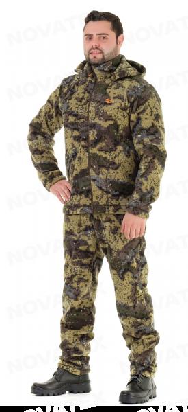 Флисовый костюм мужской купить в москве