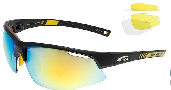 Очки солнечные E866-1Очки для активного отдыха<br>Очки солнечные E866-1<br>Очки произведены из очень стойкого и легкого <br>материала: поликарбоната, линзы которого <br>обладают высокой оптической точностью <br>и обеспечивают защиту от UVA и UVB, уникальная <br>конструкция позволяет использовать одни <br>и те же очки при занятиях спортом, на отдыхе. <br>Благодаря многослойному характеру линзы, <br>которая сделана из углеродистых волокон, <br>ее толщина идеально ровная, что устраняет <br>все деформации и нарушения зрения. Контурные <br>мягкие вставки из пены тесно прилегают <br>к лицу, давая ощущение комфорта даже при <br>долгом ношении. <br>Оригинальная конструкция шарнира позволяет <br>регулировать угол заушников и изменить <br>положение очков так, чтобы они идеально <br>прилегали к лицу и уникальной форме головы <br>пользователя. Эластичный ремешок очков <br>можно заменить на наушники.<br>Упаковка: чехол<br><br>Пол: унисекс