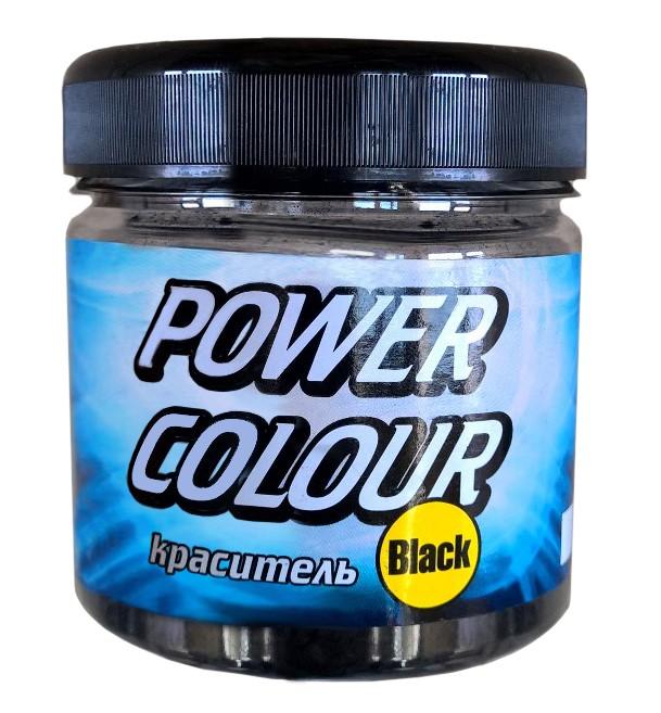 Краситель для прикормки ALLVEGA Power Colour 150мл Прикормки<br>Специальная краска Power Colour для рыболовной <br>прикормки. Эффективно затемняет прикормку <br>от светло серого до черного цвета. Рекомендуется <br>для применение в холодной воде, а также <br>для ловли мелкой осторожной рыбы.<br>