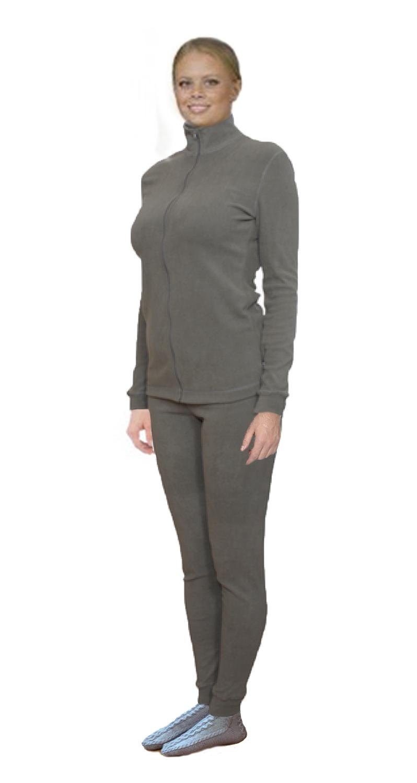 Термобелье Sarma женское микрофлис C049 олива/беж. Комплекты термобелья<br>Микрофлис (100% полиэстер) состоящий из тончайших <br>100% полиэстеровых волокон, обработан специальной <br>пропиткой DuPont. Легкий, мягкий на ощупь, обладает <br>хорошими теплоизоляционными свойствами, <br>не накапливает влагу, удерживает тепло <br>даже в мокром состоянии. Согревает тело <br>на уровне шерстяных изделий и при этом лишен <br>недостатков, присущих натуральным тканям. <br>Термобелье является теплосохраняющей и <br>потоотводящей одеждой для ношения непосредственно <br>на термобелье первого слоя. Мягкий материал <br>позволяет чувствовать себя комфортно вне <br>зависимости от погодных условий. Тёплая <br>и вместе с тем лёгкая модель термобелья. <br>Конструкция не снижает свободы движений <br>благодаря эластичности ткани и покроя. <br>Плоские швы нейтральны к телу, не натирают <br>и увеличивают износоустойчивость изделия. <br>Рубашка с центральной застежкой молнией <br>имеет ворот малой высоты. Центральная застежка <br>молния служит для регулирования температуры <br>пододежного пространства и удобного надевания.<br><br>Пол: женский<br>Размер: 46(М)<br>Сезон: демисезонный<br>Цвет: бежевый<br>Материал: флис