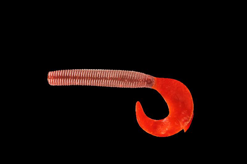 Приманка съедобная ALLVEGA Cigar Grub 9,5см 7,5г Мягкие и съедобные<br>Твистер с удлинённым, мясистым телом. Универсальная <br>приманка для джига или в незацепляемом <br>варианте для ловли на заросших мелководьях. <br>Крупная, объемная приманка - объект интереса <br>немаленьких хищников. Дополнительную привлекательность <br>приманке придает использование в составе <br>активной биодобавки, соли и специального <br>ароматизатора.<br>