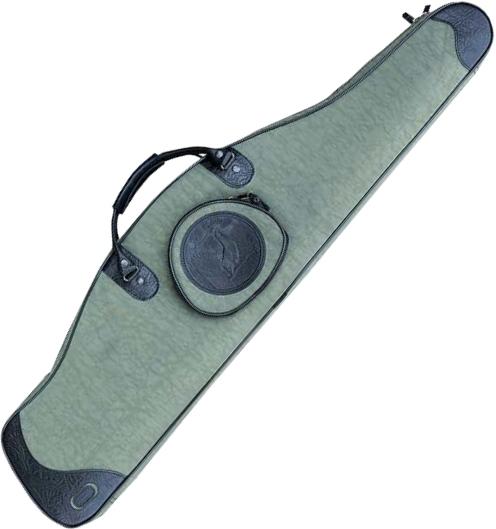 Чехол ружейный («СКС» №1, 110 см комбинированный, • поролон)